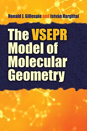 9780486486154: The VSEPR Model of Molecular Geometry