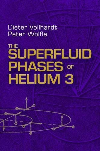 The Superfluid Phases of Helium 3: Vollhardt, Dieter