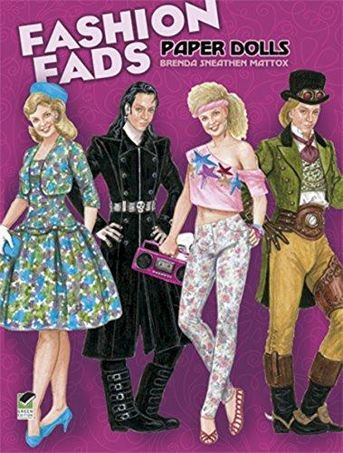 9780486487045: Fashion Fads Paper Dolls (Dover Paper Dolls)