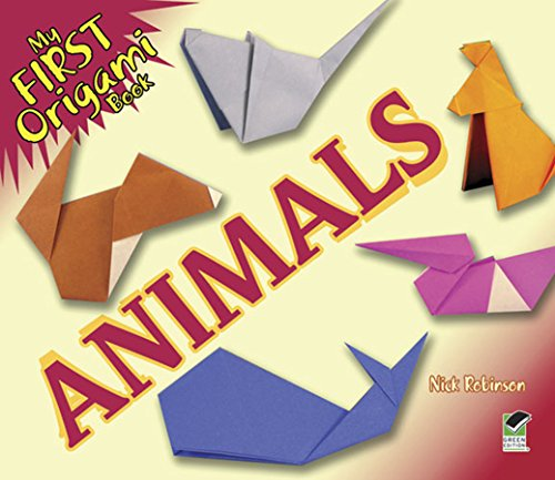 9780486487069: My First Origami Book - Animals