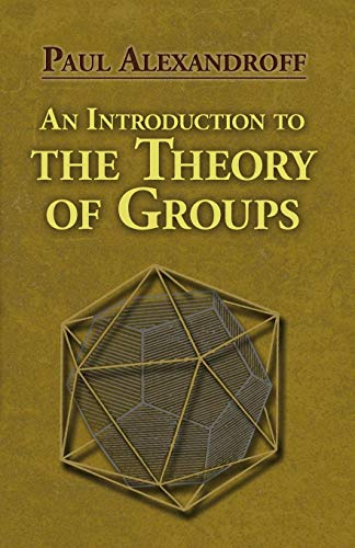 9780486488134: An Introduction to the Theory of Groups (Dover Books on Mathematics)