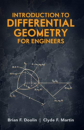 9780486488165: Introduction to Differential Geometry for Engineers (Dover Civil and Mechanical Engineering)