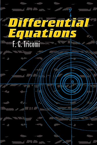 9780486488196: Differential Equations (Dover Books on Mathematics)