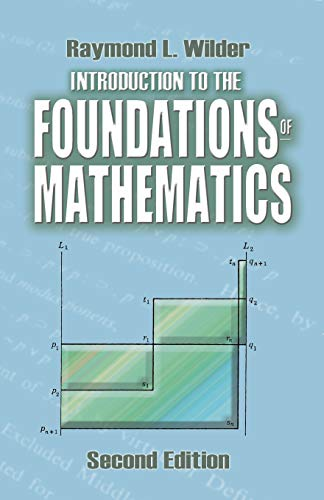 9780486488202: Introduction to the Foundations of Mathematics: Second Edition (Dover Books on Mathematics)