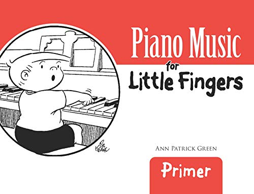 9780486488233: Piano Music for Little Fingers: Primer