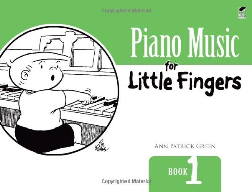 9780486488240: Piano Music for Little Fingers: Book 1 (Dover Music for Piano)