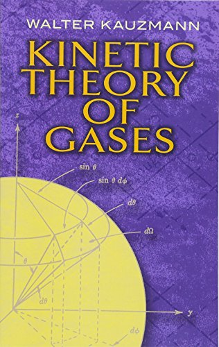 9780486488332: Kinetic Theory of Gases (Dover Books on Chemistry)