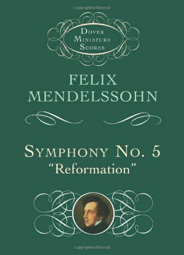 9780486488585: Symphony No. 5: Reformation
