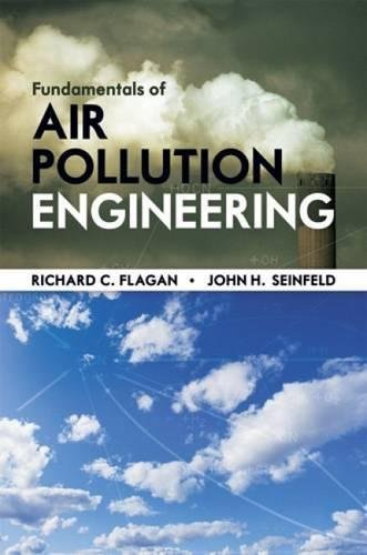 9780486488721: Fundamentals of Air Pollution Engineering (Dover Civil and Mechanical Engineering)