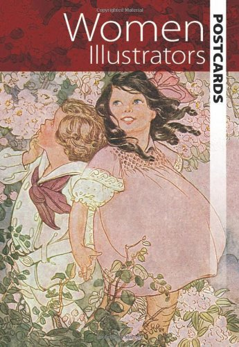 9780486488899: Women Illustrators Postcards (Dover Postcards)