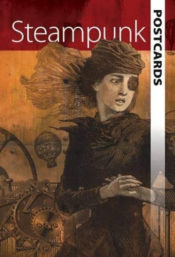 9780486488912: Steampunk Postcards (Dover Postcards)