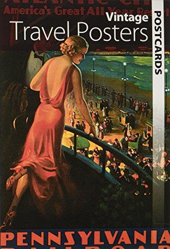 9780486488929: Vintage Travel Posters Postcards (Dover Postcards)