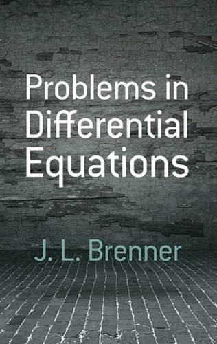9780486489421: Problems in Differential Equations (Dover Books on Mathematics)