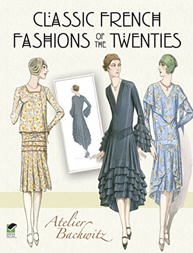 9780486489438: Classic French Fashions of the Twenties (Dover Fashion and Costumes)