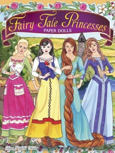 9780486489902: Fairy Tale Princesses Paper Dolls (Dover Paper Dolls)