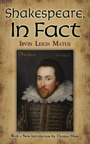 9780486490274: Shakespeare, In Fact (Dover Books on Literature & Drama)