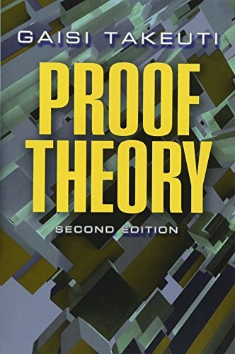 9780486490731: Proof Theory: Second Edition (Dover Books on Mathematics)