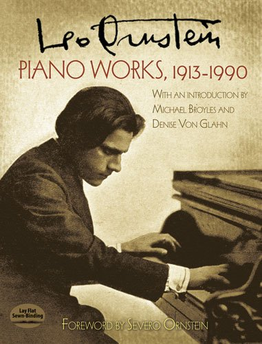 9780486490779: Piano Works, 1913-1990 (Dover Music for Piano)