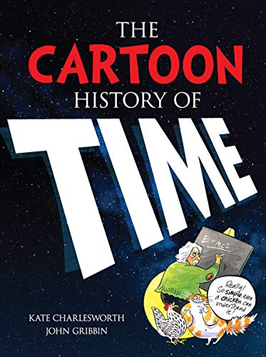 9780486490977: The Cartoon History of Time
