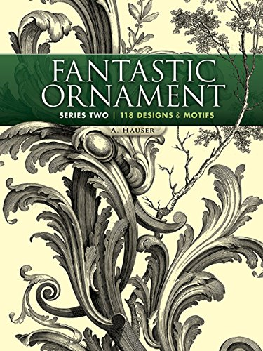 9780486491219: Fantastic Ornament, Series Two: 118 Designs and Motifs (Dover Pictorial Archive)