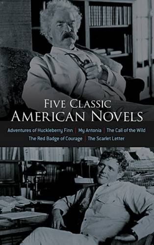 9780486491257: Five Classic American Novels (Dover Thrift Editions)