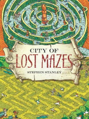 9780486491332: City of Lost Mazes