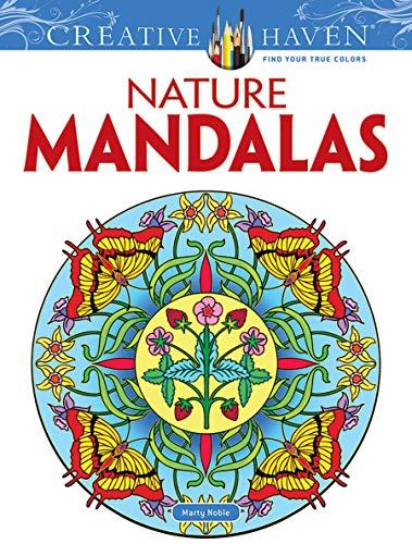 9780486491370: Nature Mandalas (Dover Design Coloring Books)