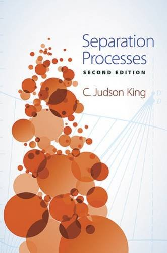 9780486491738: Separation Processes: Second Edition