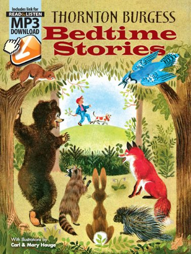 9780486491899: Thornton Burgess Bedtime Stories: Includes Downloadable MP3s (Dover Read and Listen)