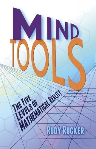 9780486492285: Mind Tools: The Five Levels of Mathematical Reality