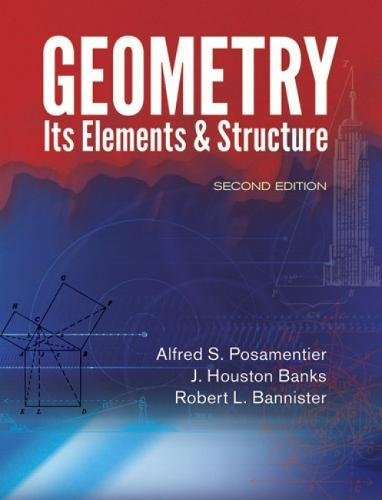 9780486492674: Geometry, Its Elements and Structure: Second Edition (Dover Books on Mathematics)