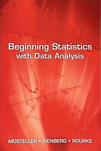 9780486492711: Beginning Statistics with Data Analysis (Dover Books on Mathematics)