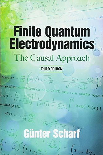 9780486492735: Finite Quantum Electrodynamics: The Causal Approach