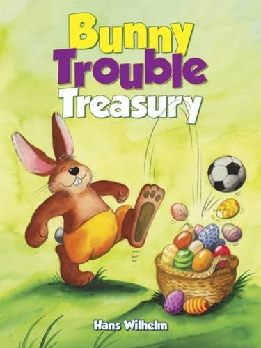 9780486492759: Bunny Trouble Treasury