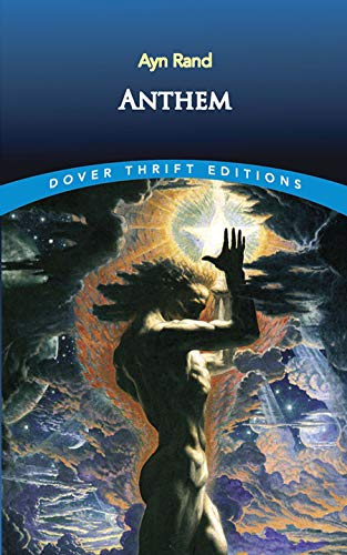 9780486492773: Anthem (Dover Thrift Editions)