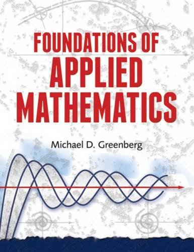 9780486492797: Foundations of Applied Mathematics
