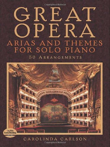 9780486492803: Great Opera Arias and Themes for Solo Piano: 50 Arrangements