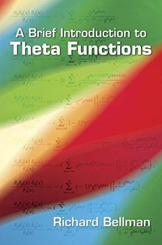9780486492957: A Brief Introduction to Theta Functions (Dover Books on Mathematics)