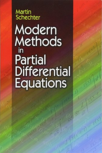 9780486492964: Modern Methods in Partial Differential Equations (Dover Books on Mathematics)