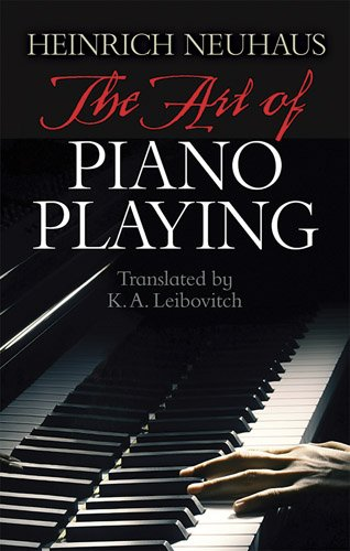 9780486493312: The Art of Piano Playing