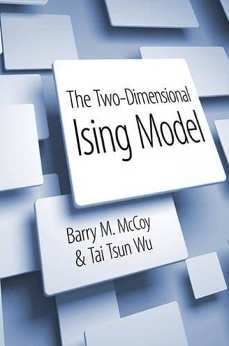 9780486493350: The Two-Dimensional Ising Model