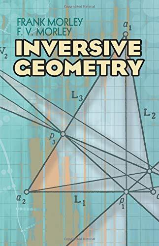 9780486493398: Inversive Geometry (Dover Books on Mathematics)