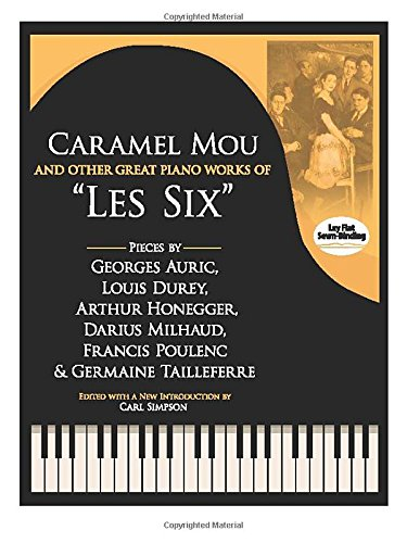 9780486493404: Caramel Mou and Other Great Piano Works of