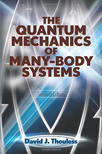 9780486493572: The Quantum Mechanics of Many-Body Systems: Second Edition (Dover Books on Physics)