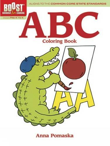 9780486493961: BOOST ABC Coloring Book (BOOST Educational Series)