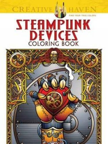9780486494432: Steampunk Devices