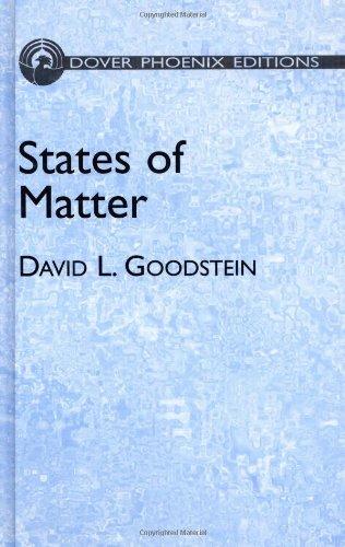 9780486495064: States of Matter