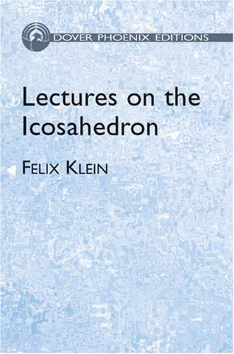 9780486495286: Lectures on the Icosahedron (Dover Phoenix Editions)