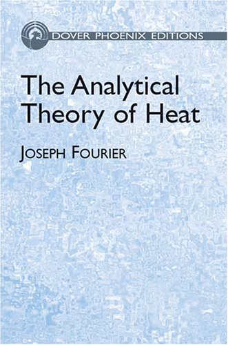 9780486495316: The Analytical Theory of Heat (Dover Books on Physics)