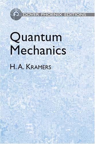 9780486495330: Quantum Mechanics (Dover Phoenix Editions)
